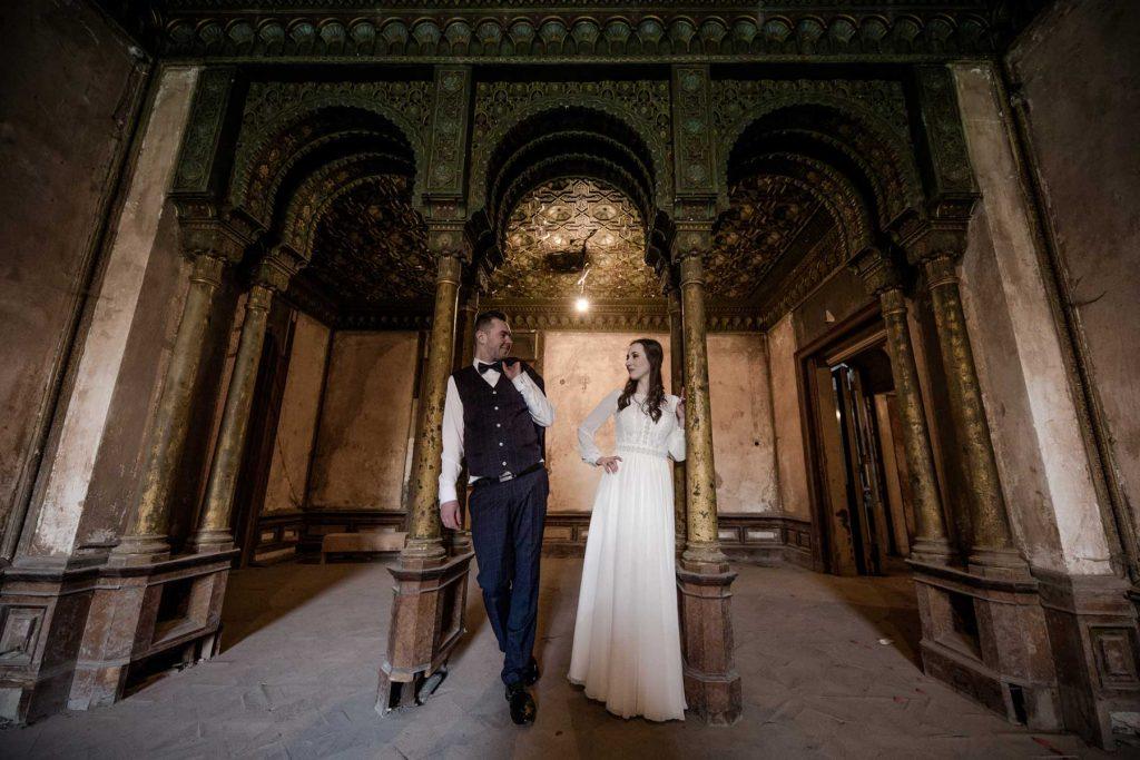 Zdjęcia ślubne Emilia i Wojciech