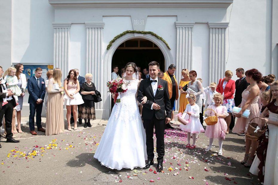 Fotografia ślubna Roksana i Rafael